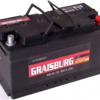 Аккумулятор GRAISBURG 6CT-190A3 L1000 513х223х223