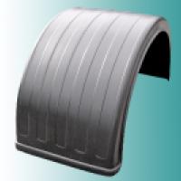 Крыло двускатное рифленое К-650