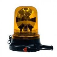 Маяк проблесковый 24В желт. на магните KF-WB-07