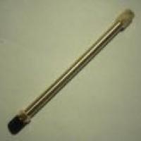 Наконечник (удленит.)ниппеля металл. 140мм, VE-14, MEX-140