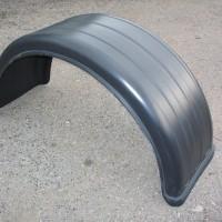 Крыло односкатное рифленое К-430