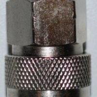 Соединитель быстросъемный d=6 (мама) под шланг, 00582