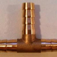 Ерш тройник D12 для шлангов 0172